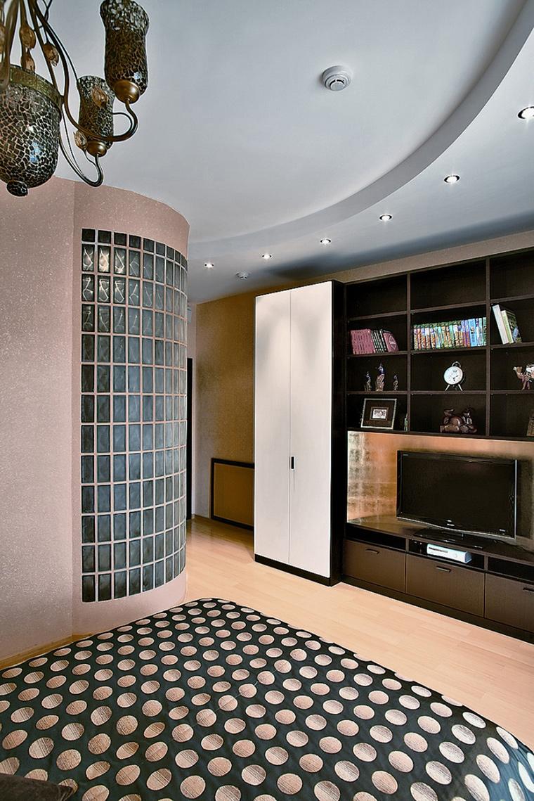 интерьер спальни - фото № 44350