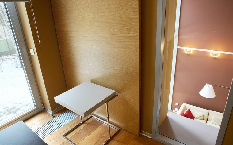 интерьер кабинета - фото № 44560