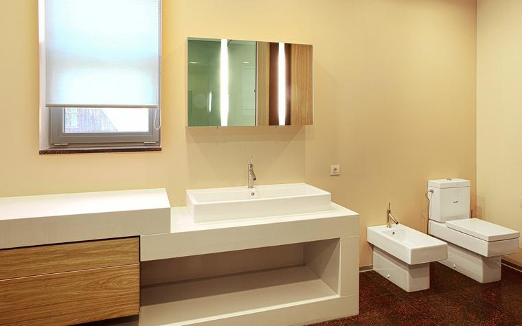 Фото № 44563 ванная  Загородный дом