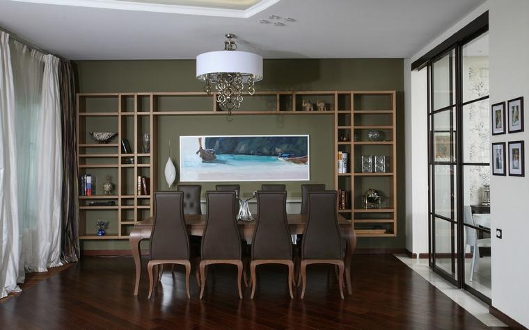 интерьер столовой - фото № 44799