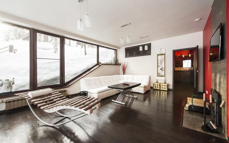 интерьер гостиной - фото № 45111