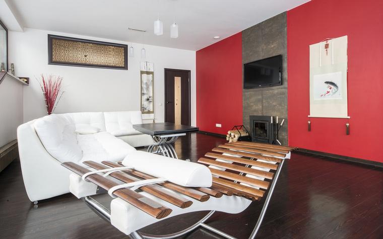 интерьер гостиной - фото № 45112
