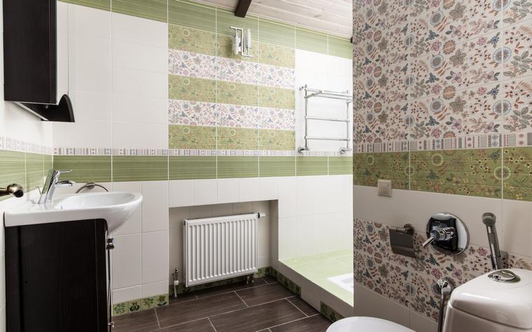 Фото № 45101 ванная  Загородный дом
