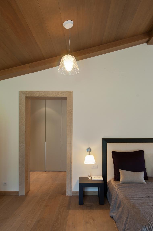интерьер спальни - фото № 45018