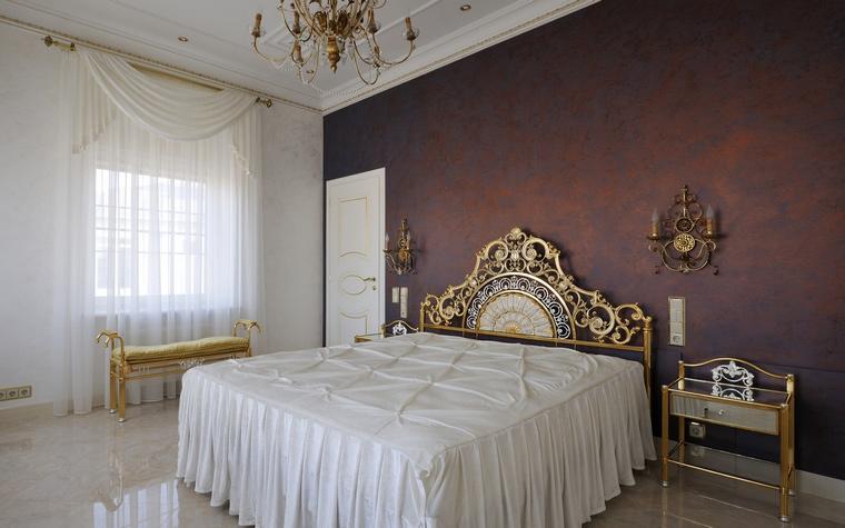 интерьер спальни - фото № 45591