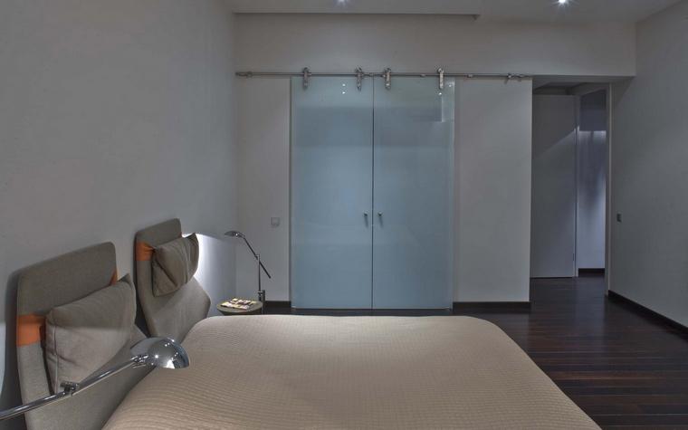интерьер спальни - фото № 45614