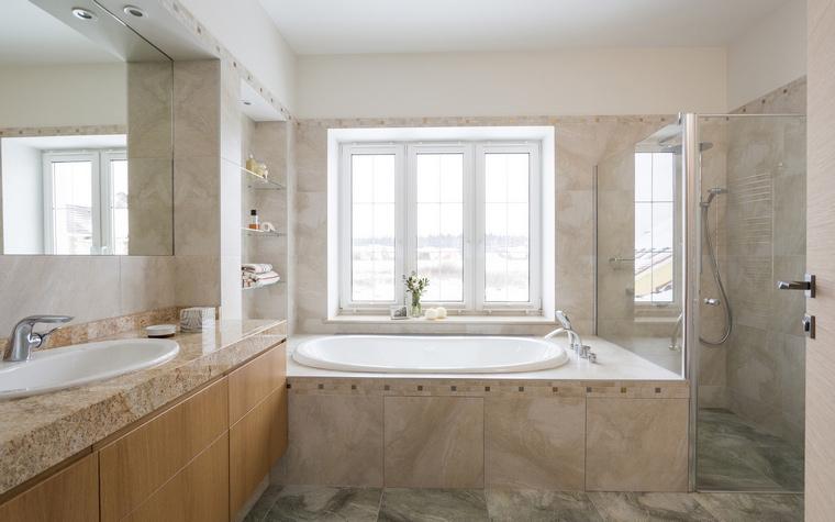 интерьер ванной - фото № 45683