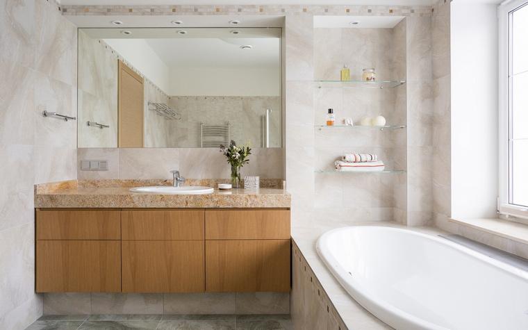 интерьер ванной - фото № 45684