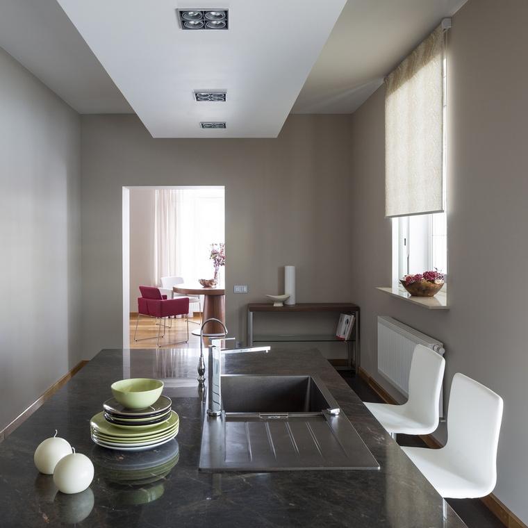 интерьер кухни - фото № 45681