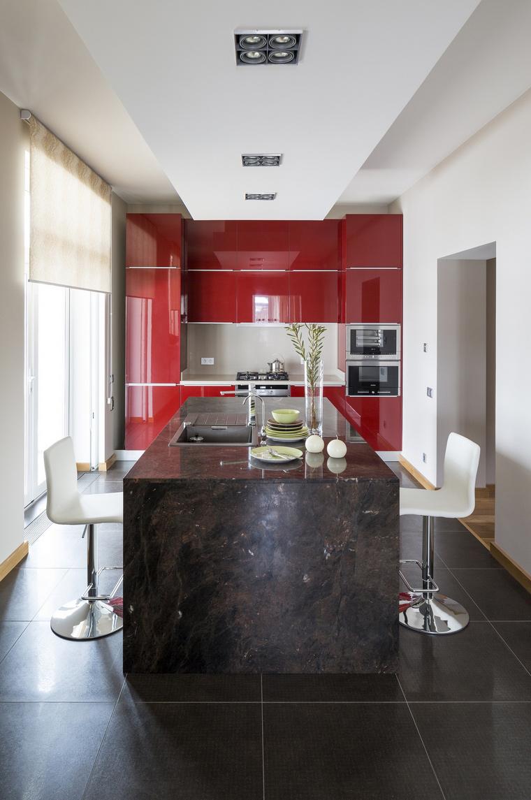 интерьер кухни - фото № 45682