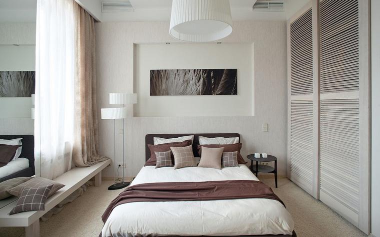 интерьер спальни - фото № 45720