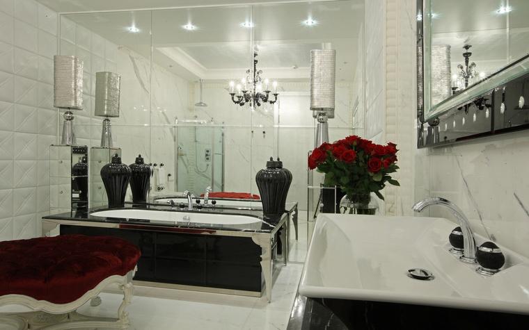 интерьер ванной - фото № 48233