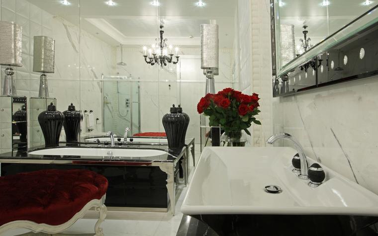 интерьер ванной - фото № 48234