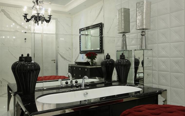 интерьер ванной - фото № 48235