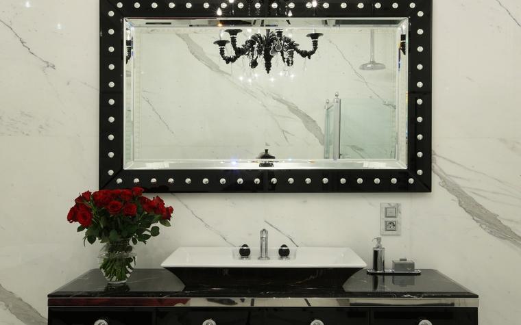 интерьер ванной - фото № 48236