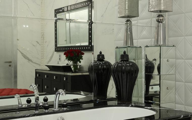 интерьер ванной - фото № 48237