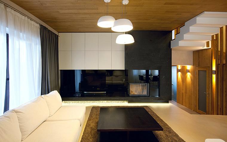 интерьер гостиной - фото № 45821