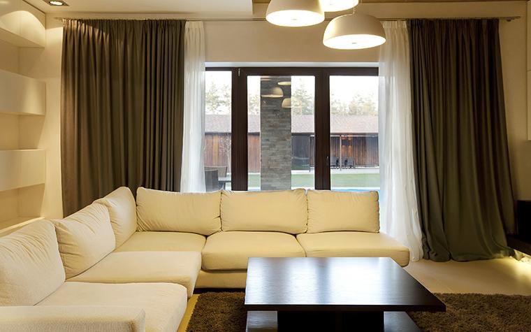 интерьер гостиной - фото № 45822