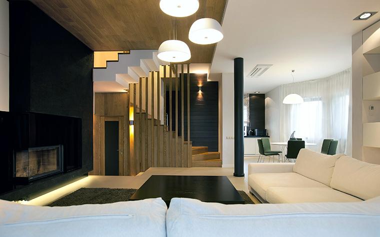интерьер гостиной - фото № 45823