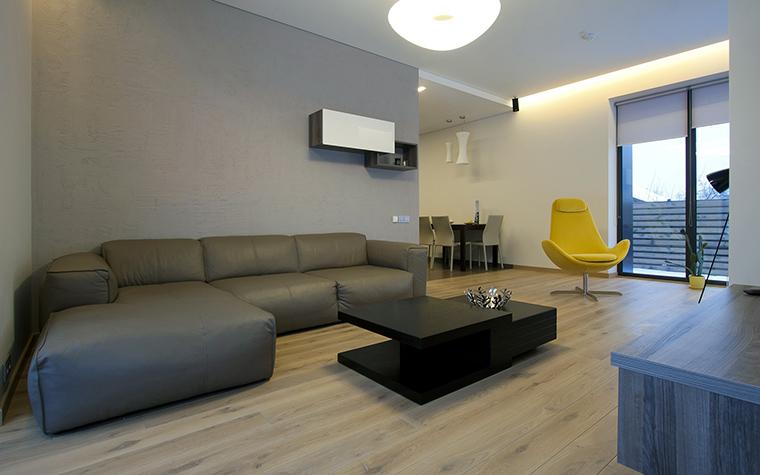 интерьер гостиной - фото № 45892