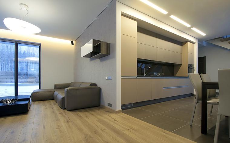 интерьер гостиной - фото № 45893