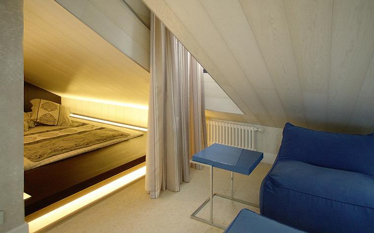 интерьер гостиной - фото № 46206