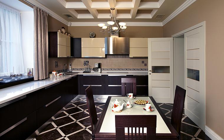Фото № 46228 кухня  Загородный дом