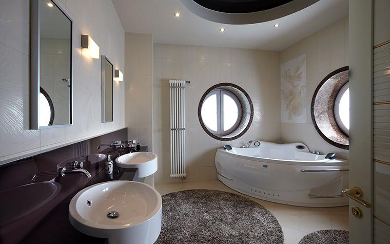 Фото № 46242 ванная  Загородный дом
