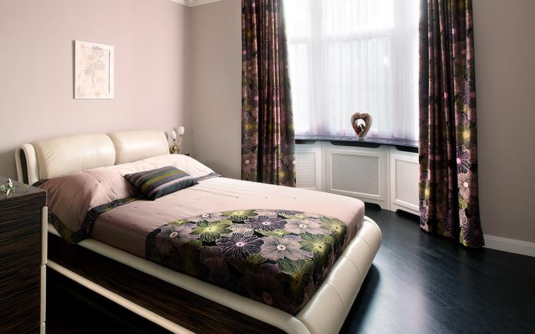 Фото № 46243 спальня  Загородный дом