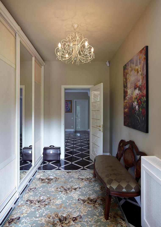 интерьер холла - фото № 46220