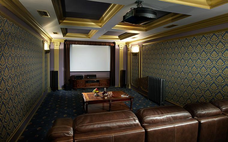 Фото № 46251 домашний кинотеатр  Загородный дом