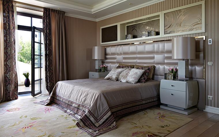 интерьер спальни - фото № 46391