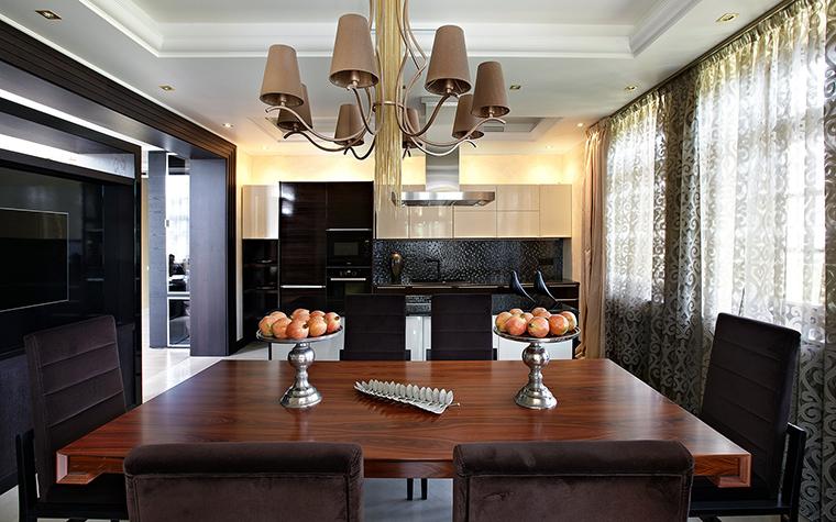 интерьер кухни - фото № 46398