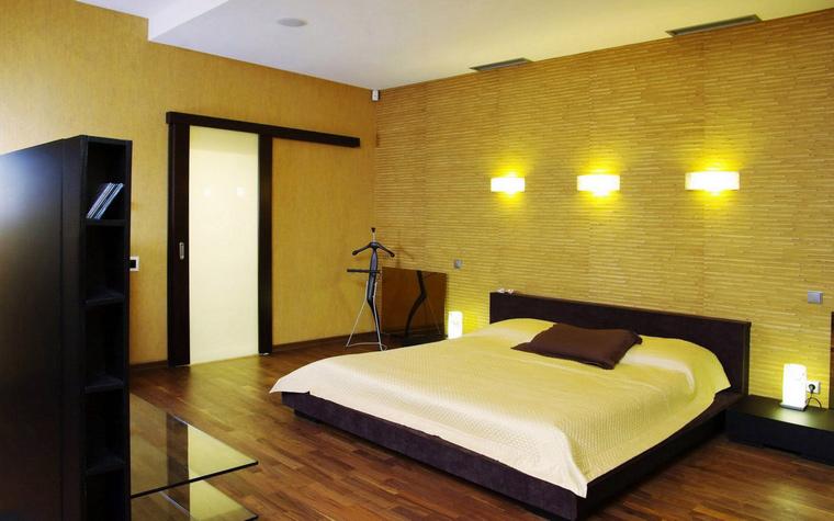 Загородный дом. спальня из проекта , фото №46604