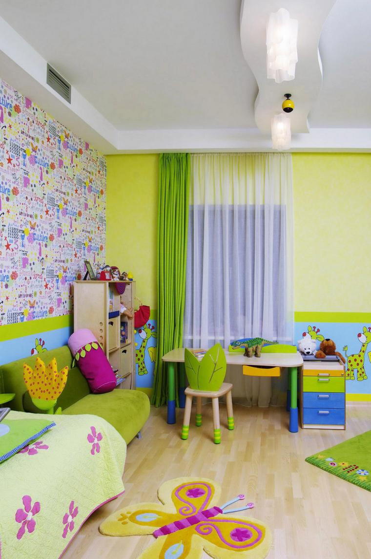 Загородный дом. детская из проекта , фото №46748