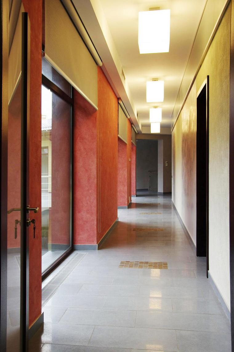 Загородный дом. холл из проекта , фото №46754