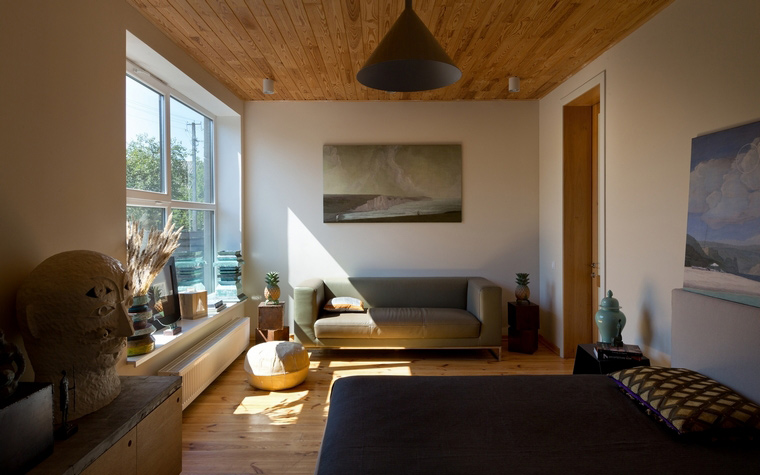 интерьер спальни - фото № 46793