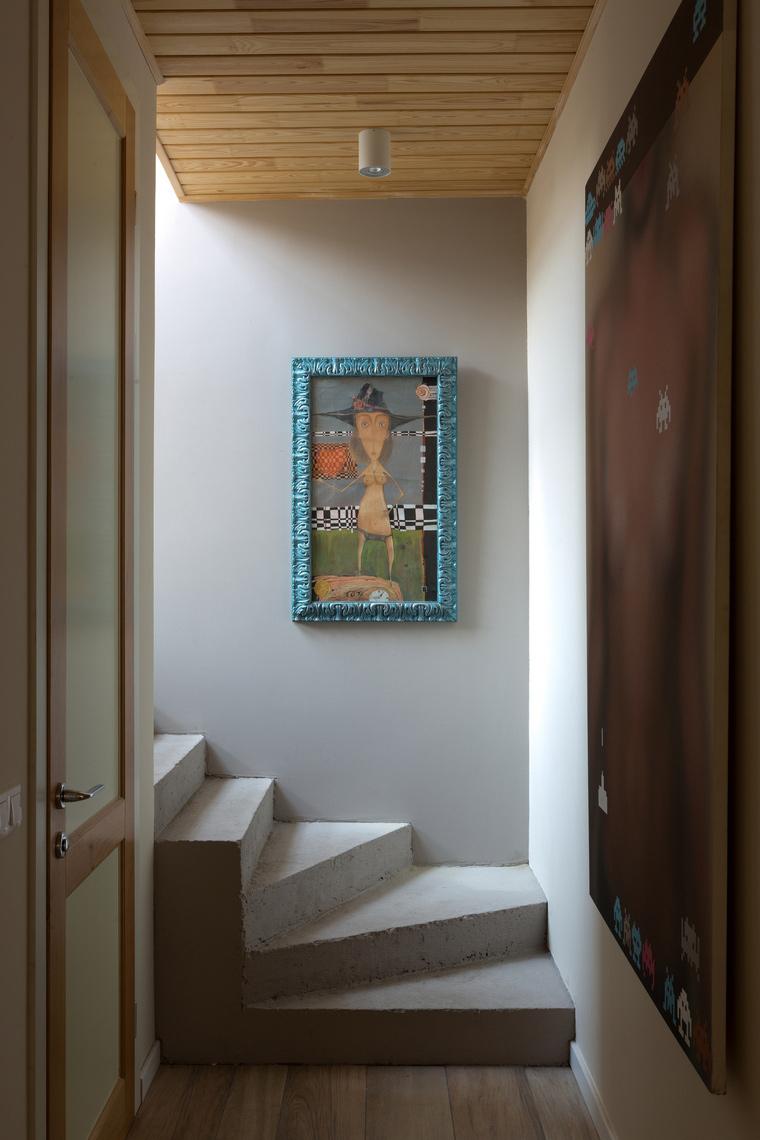 интерьер холла - фото № 46803