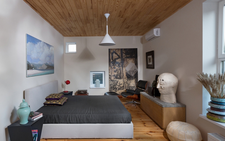 интерьер спальни - фото № 46794