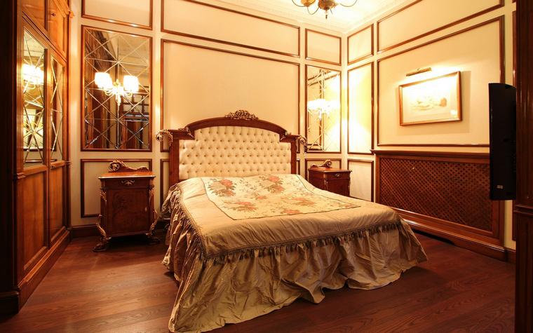 Фото № 46892 спальня  Загородный дом