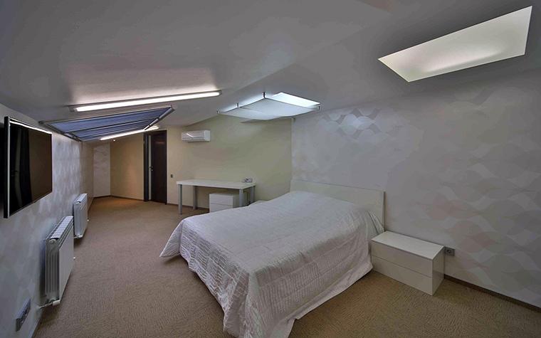 интерьер спальни - фото № 47111