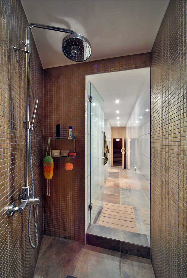 Фото № 47101 ванная  Загородный дом
