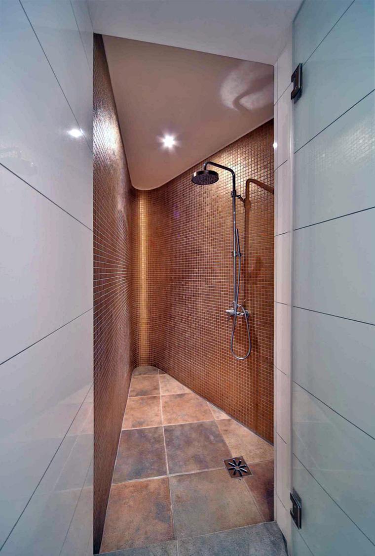 Фото № 47100 ванная  Загородный дом