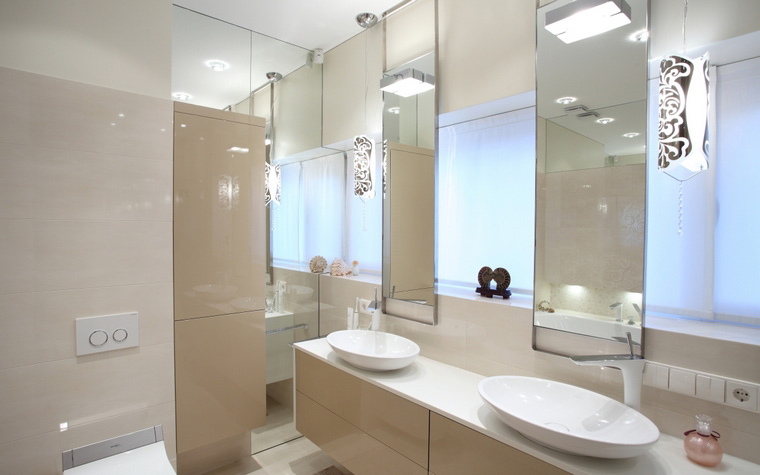 интерьер ванной - фото № 47142