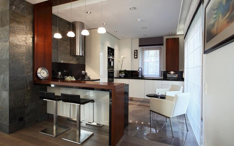интерьер кухни - фото № 47139