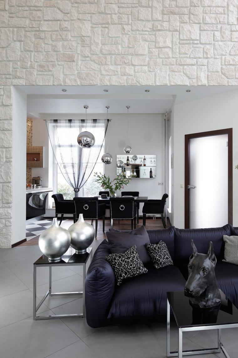 интерьер гостиной - фото № 47157