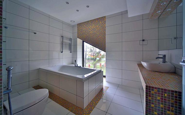 Фото № 47183 ванная  Загородный дом