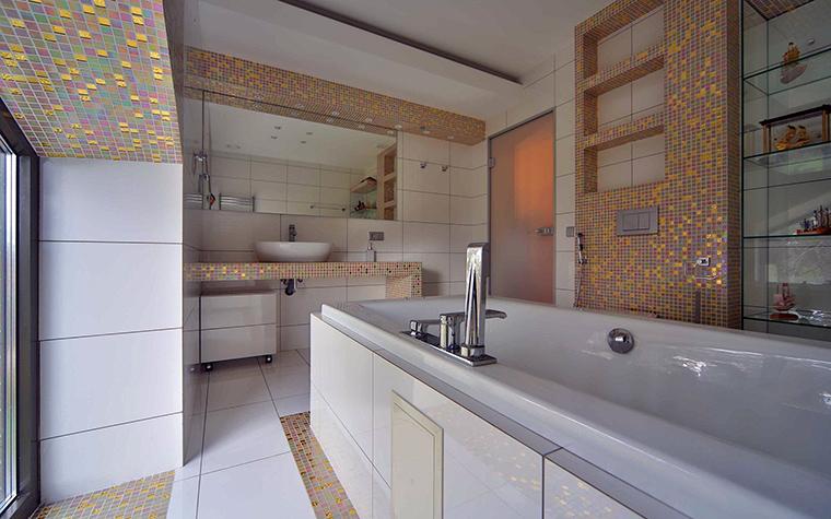 Фото № 47184 ванная  Загородный дом