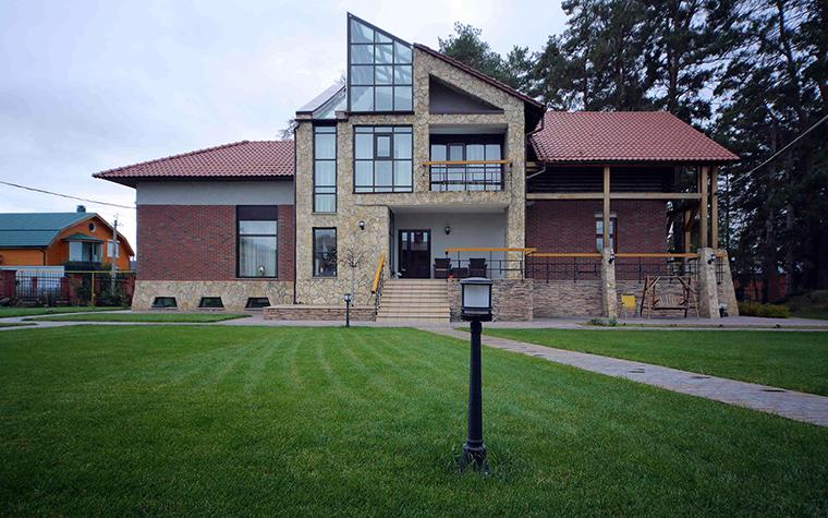 Фото № 47170 фасад  Загородный дом