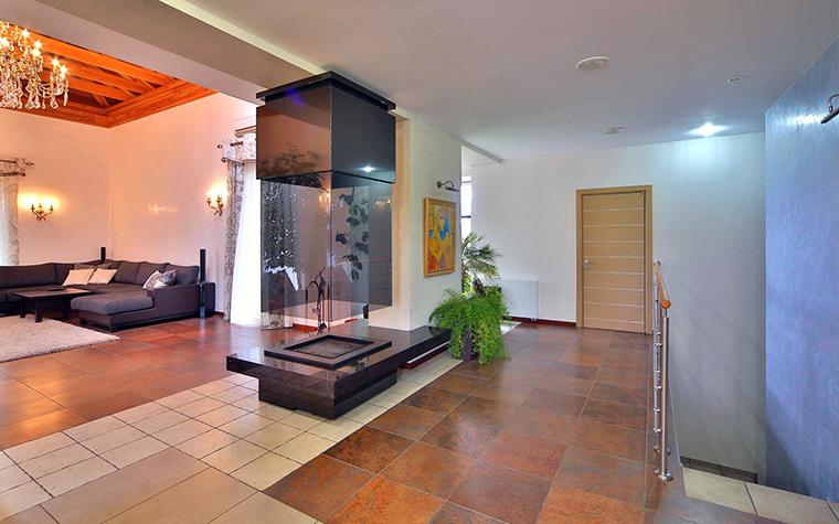 интерьер гостиной - фото № 47174